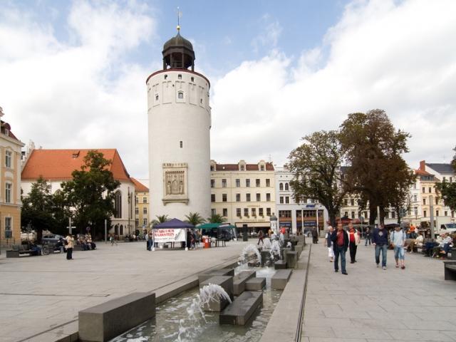 Platz vor dem Frauenturm